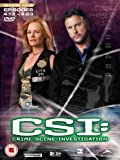 CSI: Crime Scene Investigation - Las Vegas - Season 4 Part 2 [DVD]