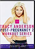 The Tracy Anderson Method - Post-Pregnancy 2 Workout DVD