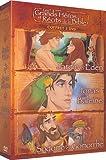 echange, troc Les Grands héros et récits de la Bible, vol.1 : Jardin d'Eden - Coffret 3 DVD
