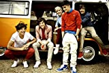 Shopolica One Direction Poster (One-Direction-029)