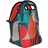 Neoprene Lunch Bag By Art Of Lunch - With Design By Budi Satria Kwan (Indonesia) - Gourmet Designer Lunch Tote...