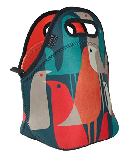Neoprene Lunch Bag by ART OF LUNCH - Large [12