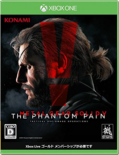 METAL GEAR SOLID V: THE PHANTOM PAIN ...[Xbox One]