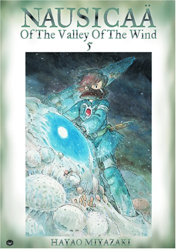 Nausicaa of the Valley of the Wind 5Hayao Miyazaki