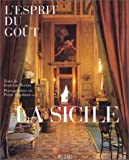 echange, troc Jean-Luc Bertini - La Sicile. L'esprit du goût