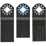 Bosch OSC138V Variety Plunge-Pack, 3-Piece