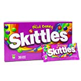 スキットルズ(Skittles) ワイルドベリー フルーツキャンディー 小袋2袋お試しセット