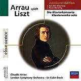 Arrau Plays Liszt (Piano Concertos & Solo Piano Works)