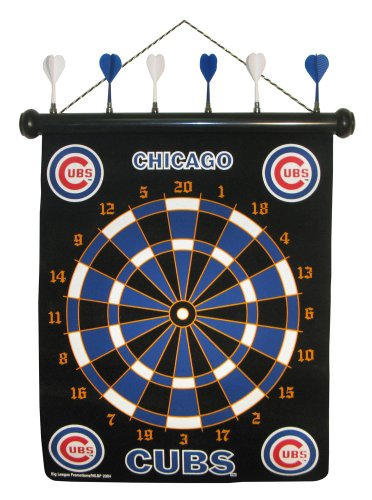 MLB Chicago Cubs Dart Board at Amazon.com