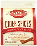Aspen Cider Spices, Original Spice Blend, 5.65-Ounce Cartons (Pack of 9)