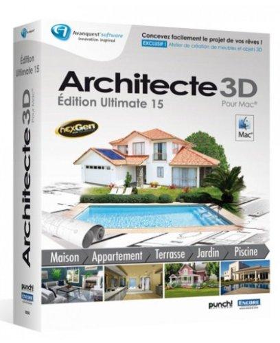 logiciel architecte 3d pas cher. Black Bedroom Furniture Sets. Home Design Ideas