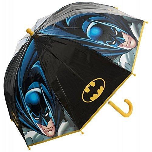 Fantastico Ombrello / ombrello / Ombrello da sole per bambini Batman nero