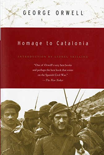 Homage to Catalonia (Harvest Book)