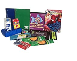 Spider man school subject book pkg14/Counts