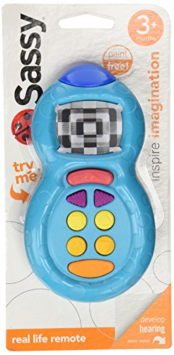 Sassy Real Life Remote Developmental Toy