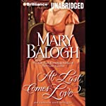 At Last Comes Love: Huxtable Series, Book 3 (       UNABRIDGED) by Mary Balogh Narrated by Anne Flosnik