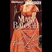 At Last Comes Love: Huxtable Series, Book 3 | Mary Balogh