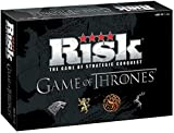 Winning Moves - Jjso0002454 - Risk Game Of Thrones - Edition Collector