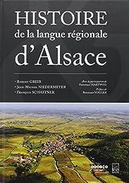 Histoire de la langue régionale d'Alsace