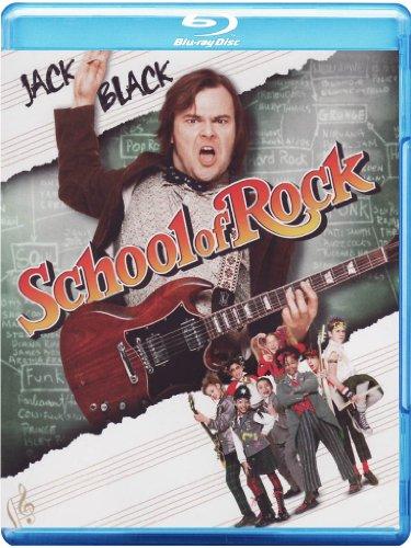 School of rock [Blu-ray] [IT Import]