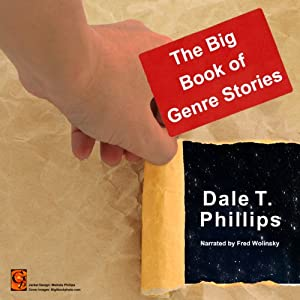The Big Book of Genre Stories Audiobook