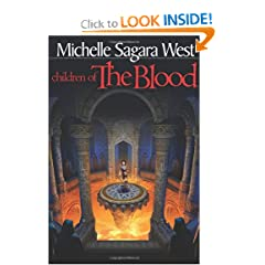 Children of the Blood (The Sundered, Book 2) by Michelle Sagara West