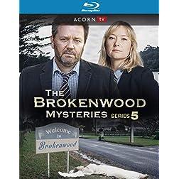 Brokenwood Mysteries: Series 5 [Blu-ray]