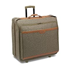 Hartmann Tweed Wheeled Garment Bag