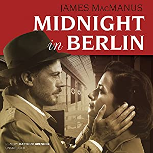 Midnight in Berlin Audiobook