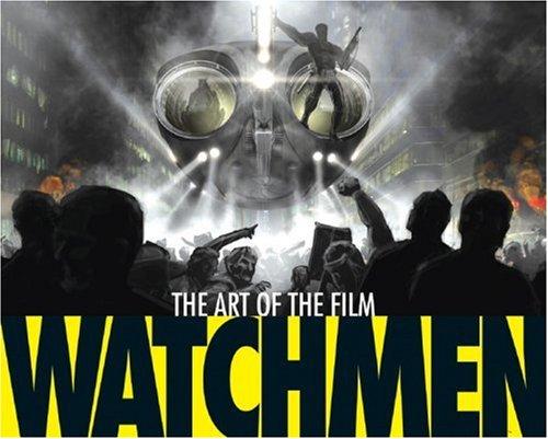 Watchmen The Art of the Film