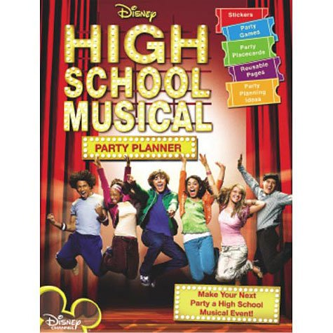 High School Musical Party Planner - 1