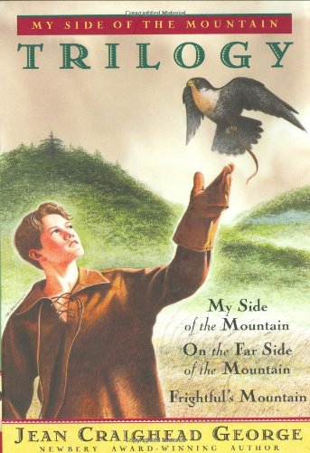 Cover of My Side of the Mountain Trilogy (My Side of the Mountain / On the Far Side of the Mountain / Frightful's Mountain)