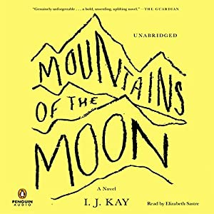 Mountains of the Moon Audiobook