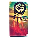 eForprice New Fashion Painting Art Design Leather Wallet Card Flip Cute Cover Case Cover Skin Cell Phone For Samsung Galaxy Avant G386T