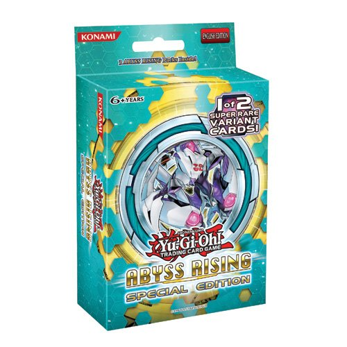 Yu-Gi-Oh - Abyss Rising Secial Edition - 24862