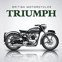 British Motorcycles Triumph (Little Books)