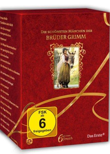 Die 20 schönsten Märchen der Brüder Grimm - Sechs auf einen Streich - ARD Jubiläumsbox [20 DVDs]