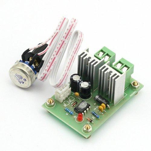 Riorand Pwm Dc Converter 12V-36V 5A 10A Dc Motor Speed Adjuster Controller Driver