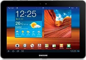 Samsung Galaxy Tab 10.1 (P7500) Tablet (25,6 cm (10,1 Zoll) Touchscreen, 3G, 3 MP Kamera, Android 3.1, 16 GB interner Speicher) schwarz