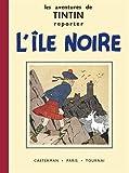 Les Aventures de Tintin : L'ile noire : Petit format