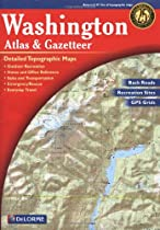 Washington Atlas &amp; Gazetteer