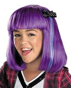 Hannah Montana Lola Wig - Purple - Child Size