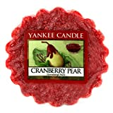 Yankee Candle Wax Melts, Cranberry Pear