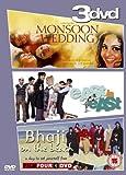 echange, troc Monsoon Wedding/East Is East/Bhaji on the Beach