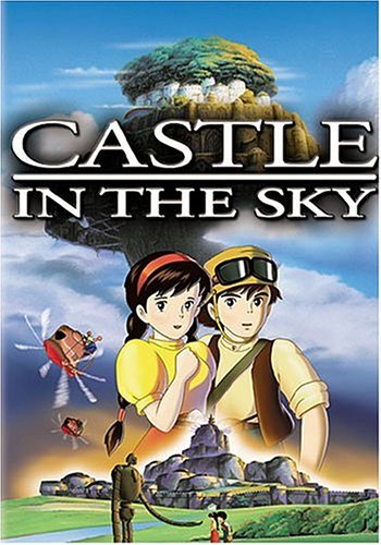 Cover art for  Castle in the Sky