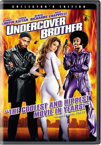 Cover art for  Undercover Brother (Widescreen Collector's Edition)
