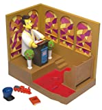 The Simpsons Series 5 Playset First Church of Springfield with Reverend Lovejoy
