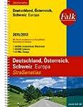 Falk Stra�enatlas Deutschland, �sterr...
