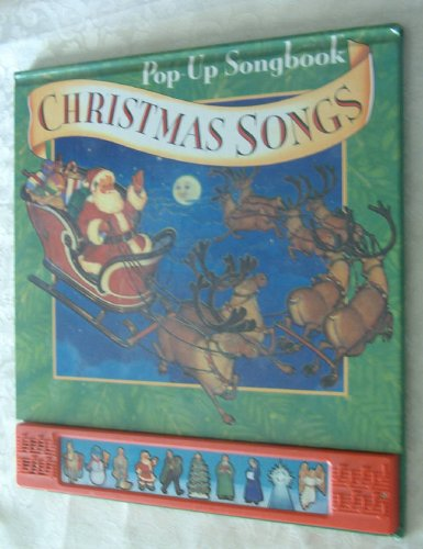 Christmas Songs Pop-Up and Songbook