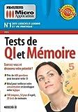 Tests de QI et Mémoire